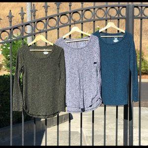 Sweater Bundle, Large and XL, No Boundaries